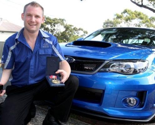 Michael Cooper - Founder Subie Doctor - Subaru Technician Sydney