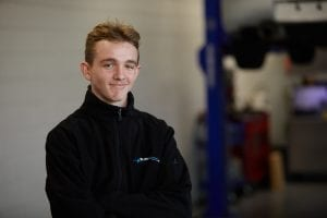 Zak Compton Perry Subaru Mechanic