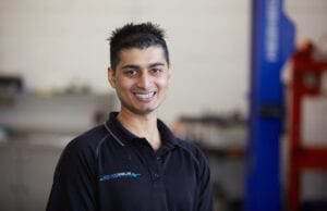 Shivneel Nair Subaru Mechanic