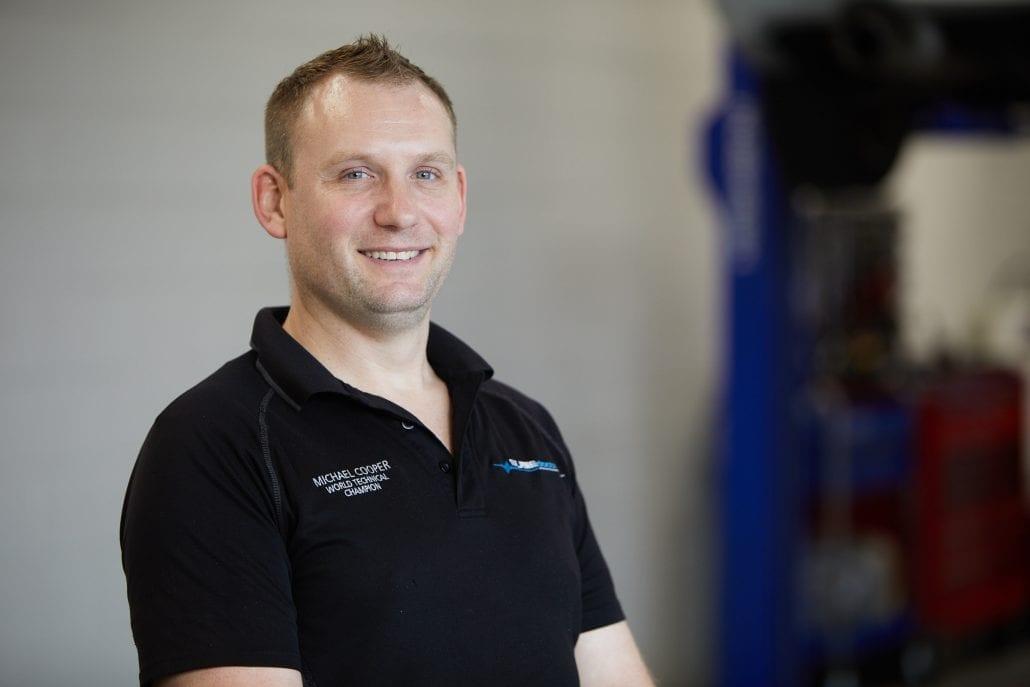 Michael Cooper Subaru Mechanic