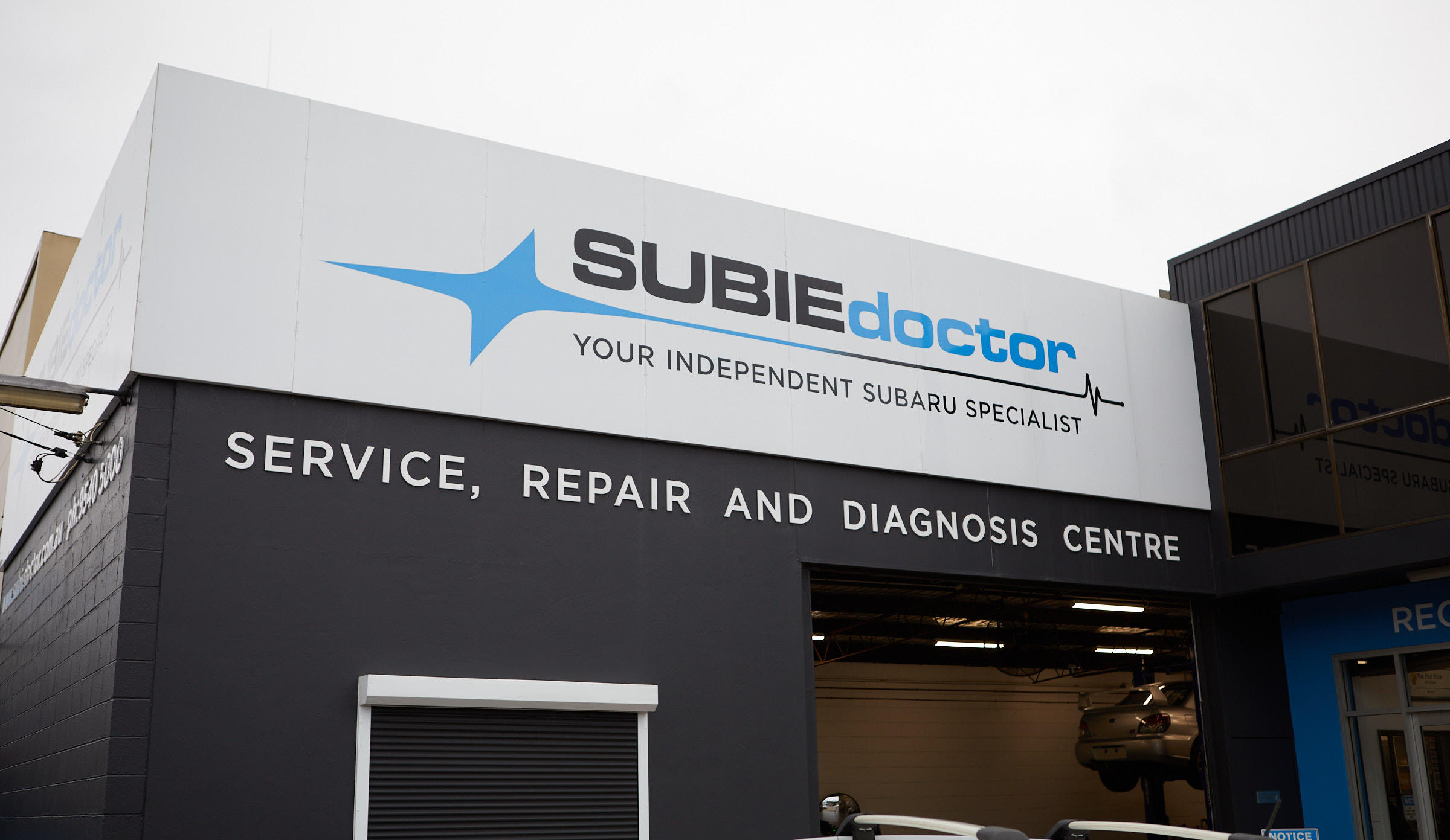 Subie Doctor | Subaru Mechanics, Repairs & Servicing