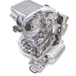 Subaru Mechanic Diesel